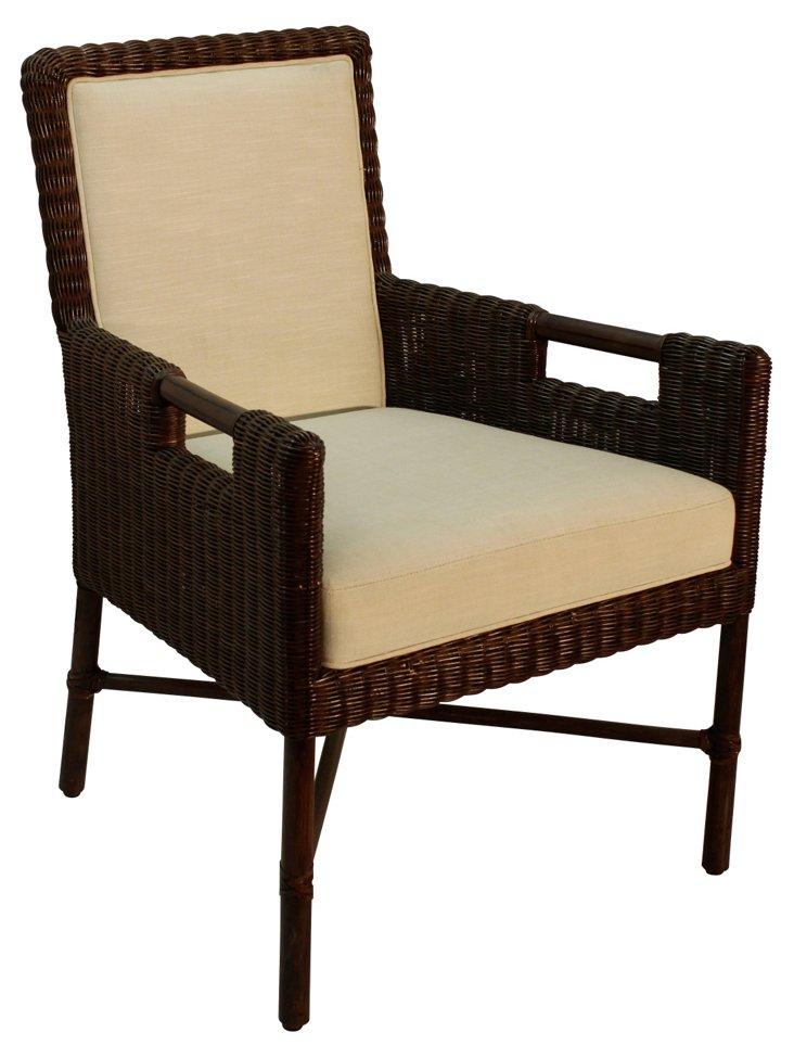 Pheasant Outdoor Armchair