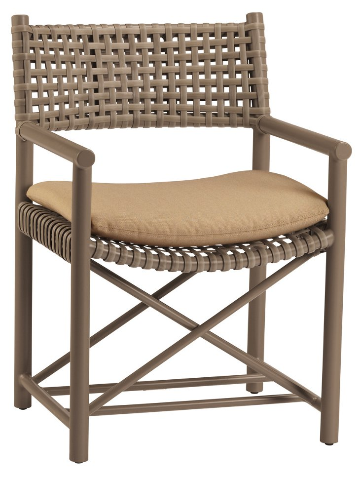Antalya Outdoor Armchair