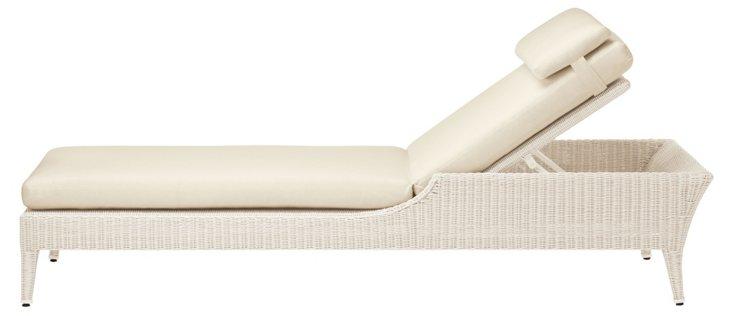 Burton Chaise, Ivory