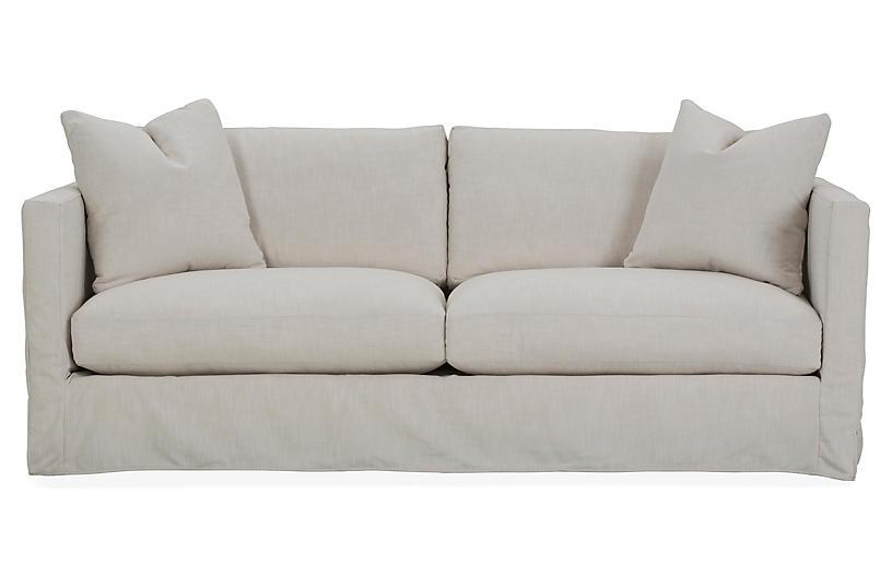 Shaw Slipcover Sofa