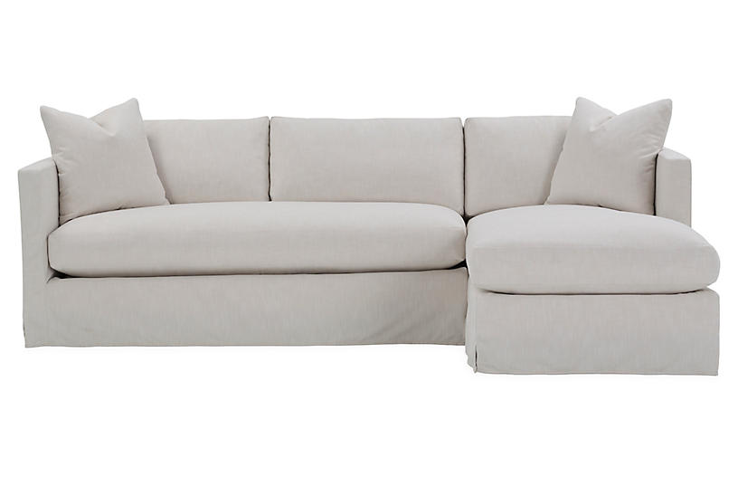 Shaw RF Bench Sectional