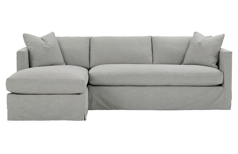 Shaw LF Bench Sectional