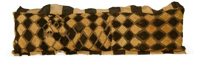 African-Textile Pillow I