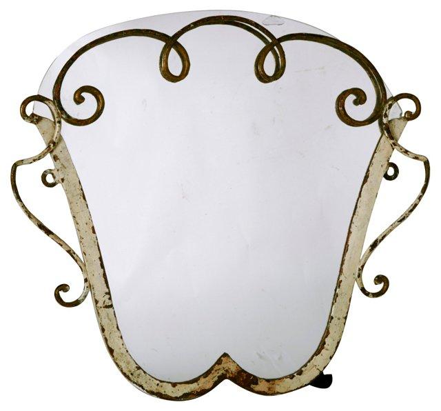 Curlicue Mirror