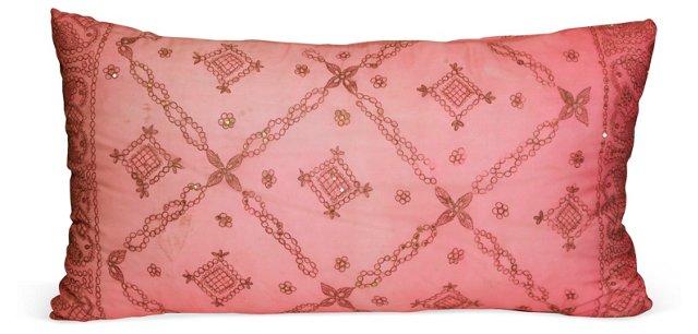 Rectangular Sari Pillow