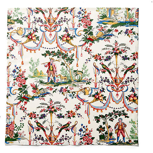 S/4 Vincennes Napkins, Multi