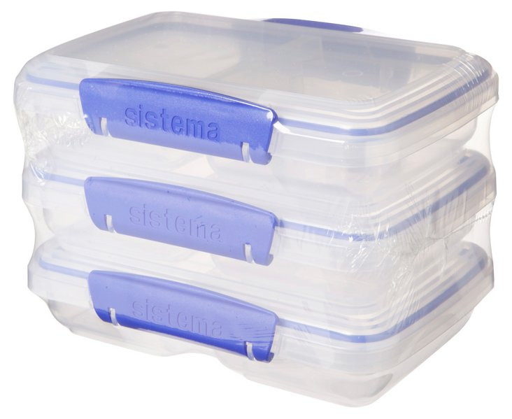 S/6 Small Split Containers