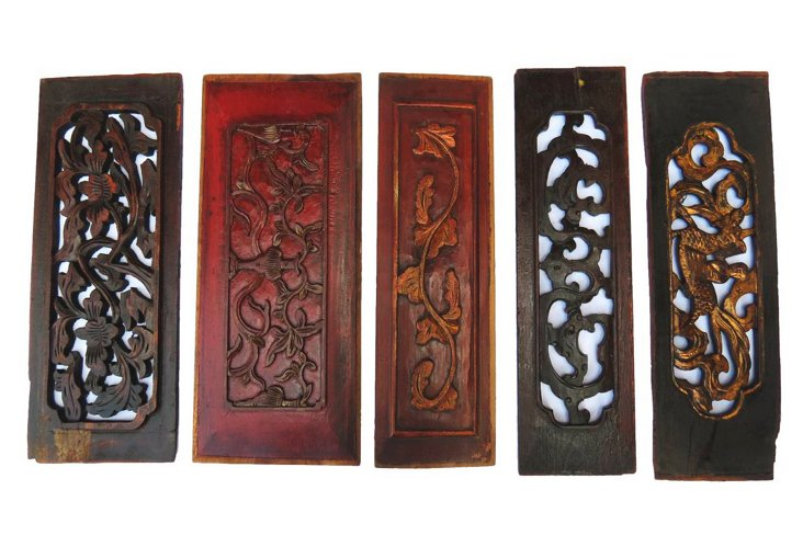 S/5 Carvings, II