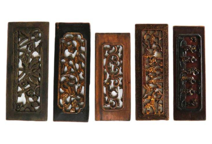 S/5 Carvings, XXVII