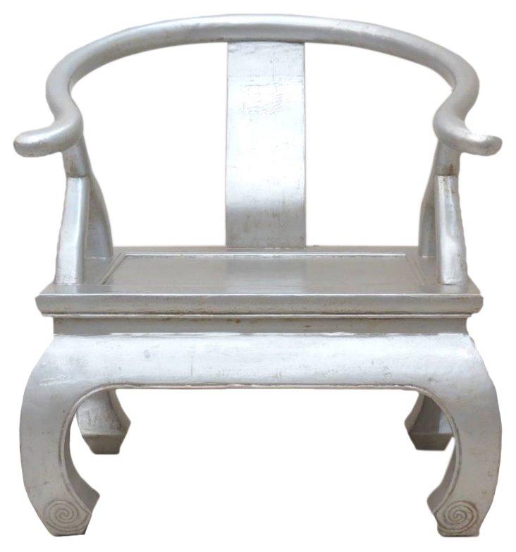 Hudson Horse Shoe Chair