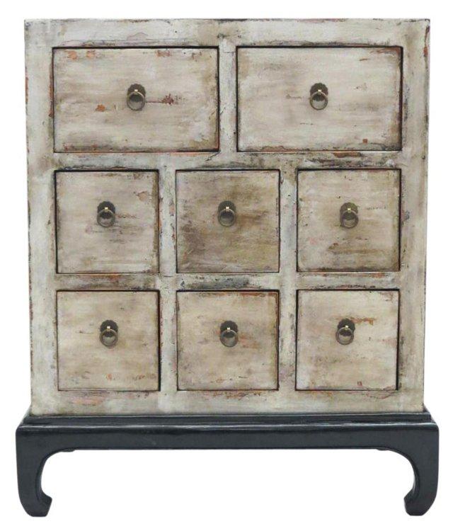 DNU,DISCWebb 8 Drawer Cabinet