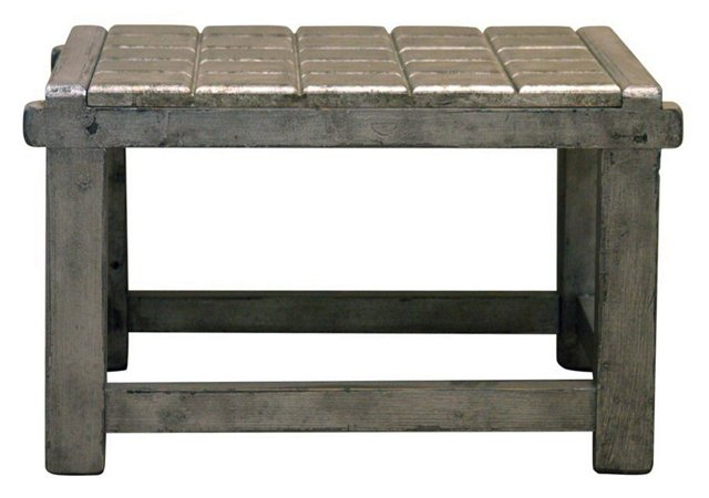 Lawrence Side Table, Gray