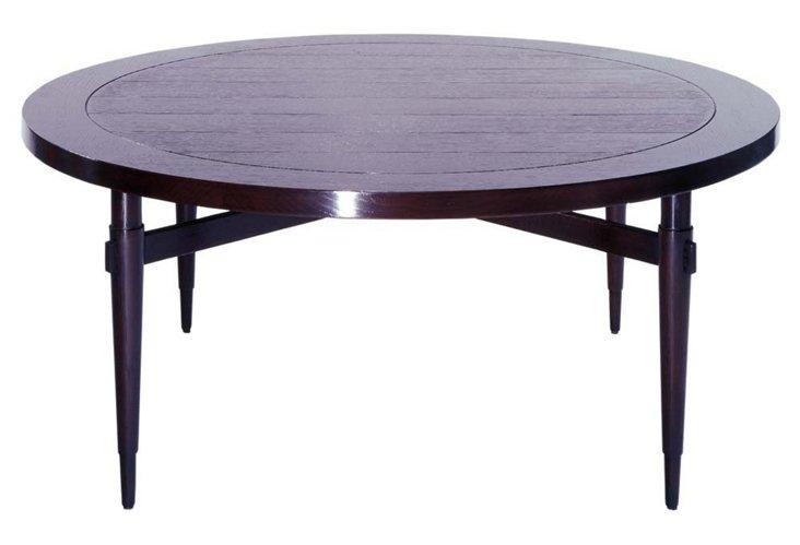 Rift Oak Coffee Table
