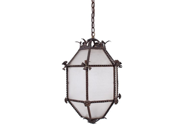 Spanish Revival Lantern