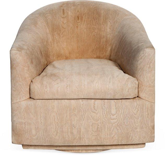 Karl Springer Tub Chair