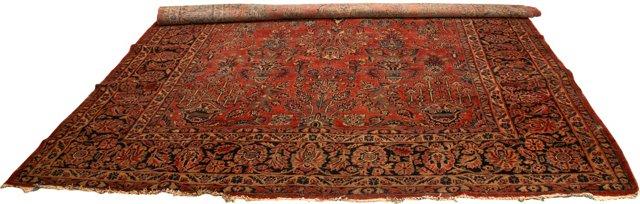 """Antique Carpet, 11'10"""" x 8'6"""""""