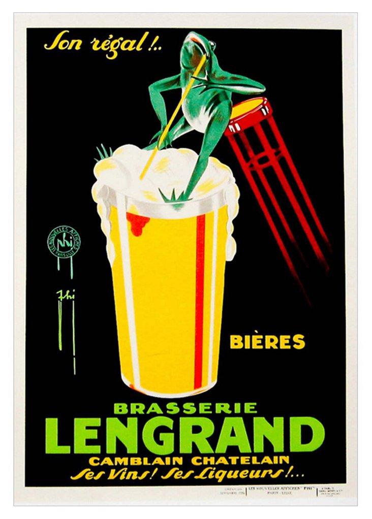 Brasserie Lengrand 1926