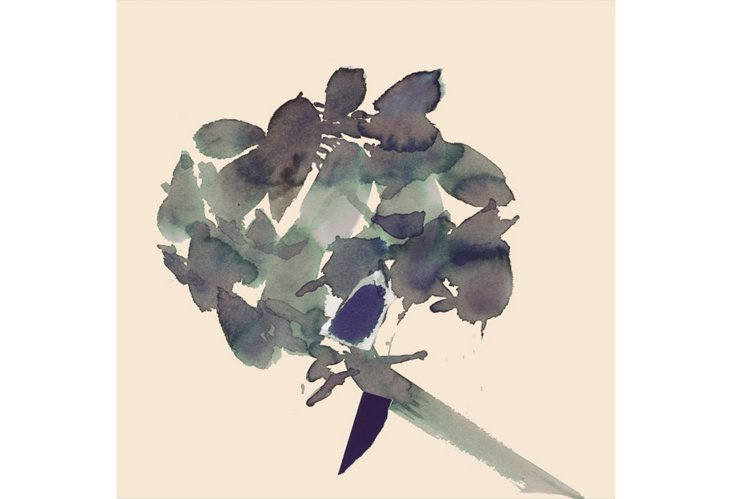 Jo Ann Belson, Watercolor Artichoke