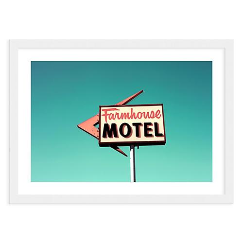 Jen Zahigian, Farmhouse Motel