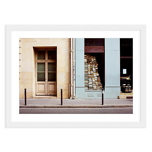 Jen Zahigian, Piled High Paris