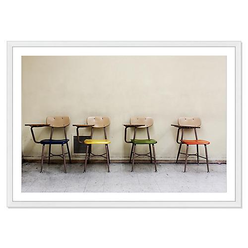 Jeff Seltzer, Chairs