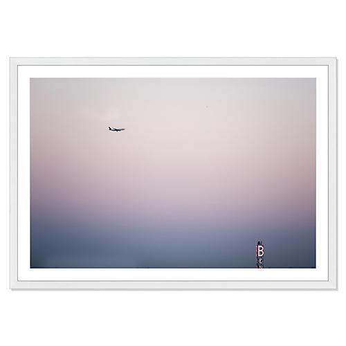 Jeff Seltzer, Plane Over Los Angeles