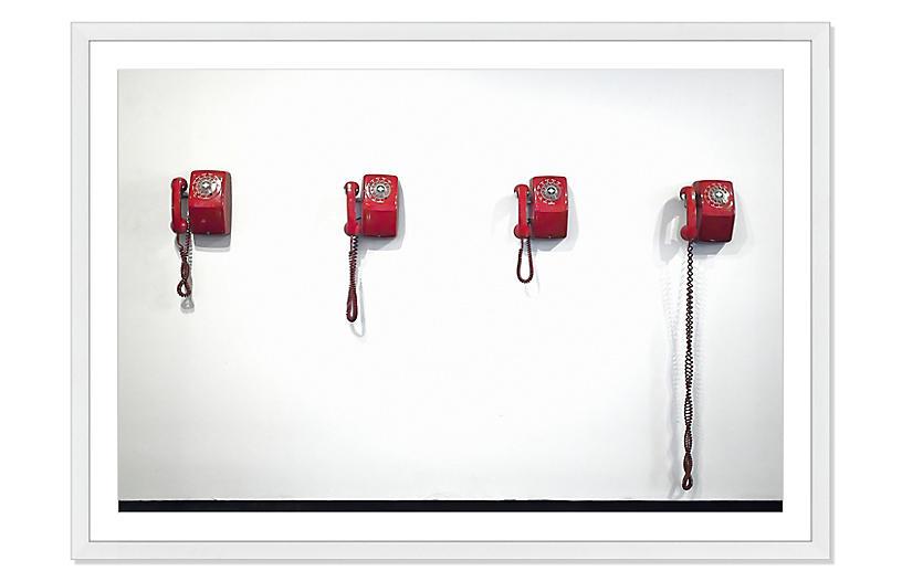 Jeff Seltzer, Telephones