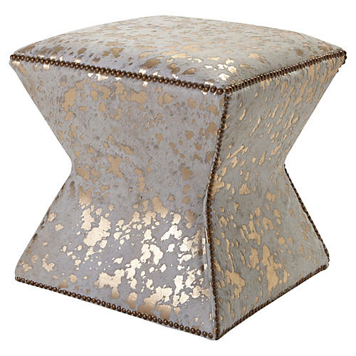 Althea Stool, Gold Spots