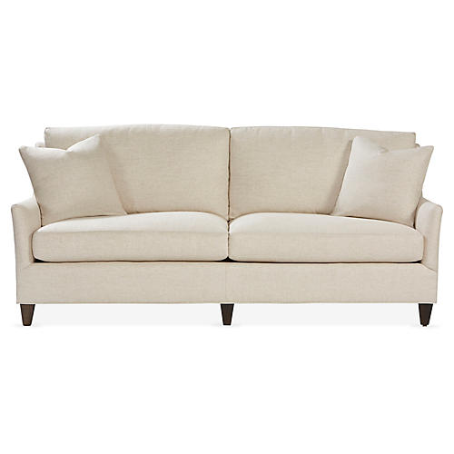 Conklin Sofa, Natural
