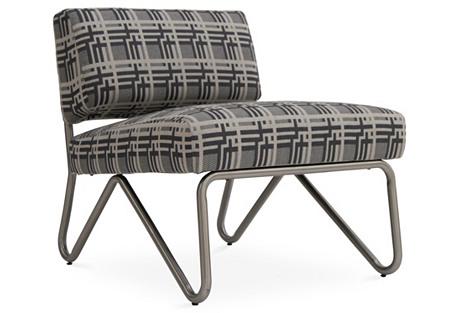 Barrato Chair, Graphite