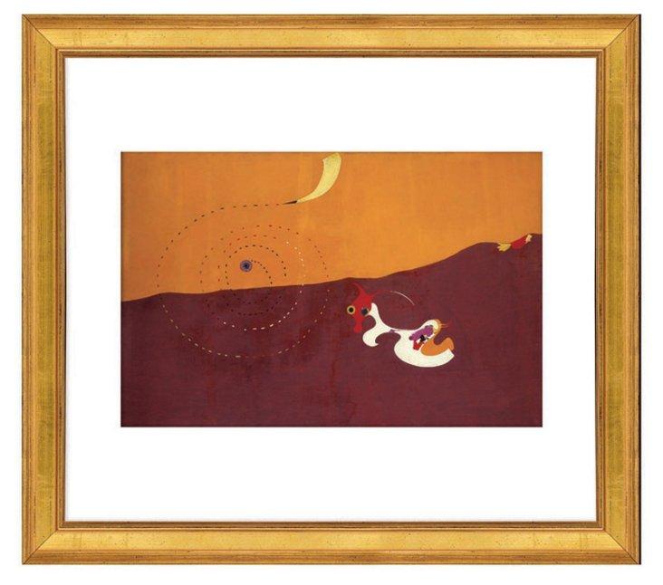 Joan Miró, Landscape (The Hare)