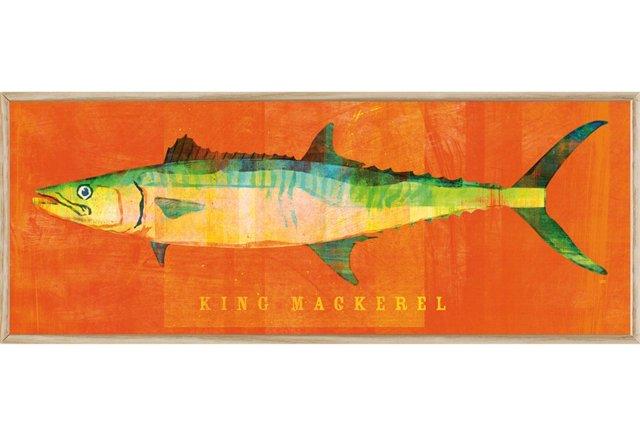 John W. Golden, King Mackerel