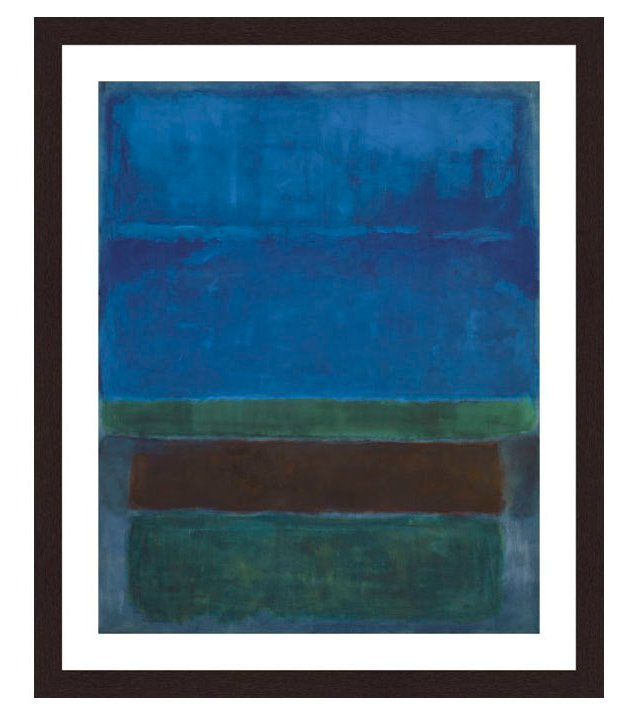 Rothko, Untitled, 1952