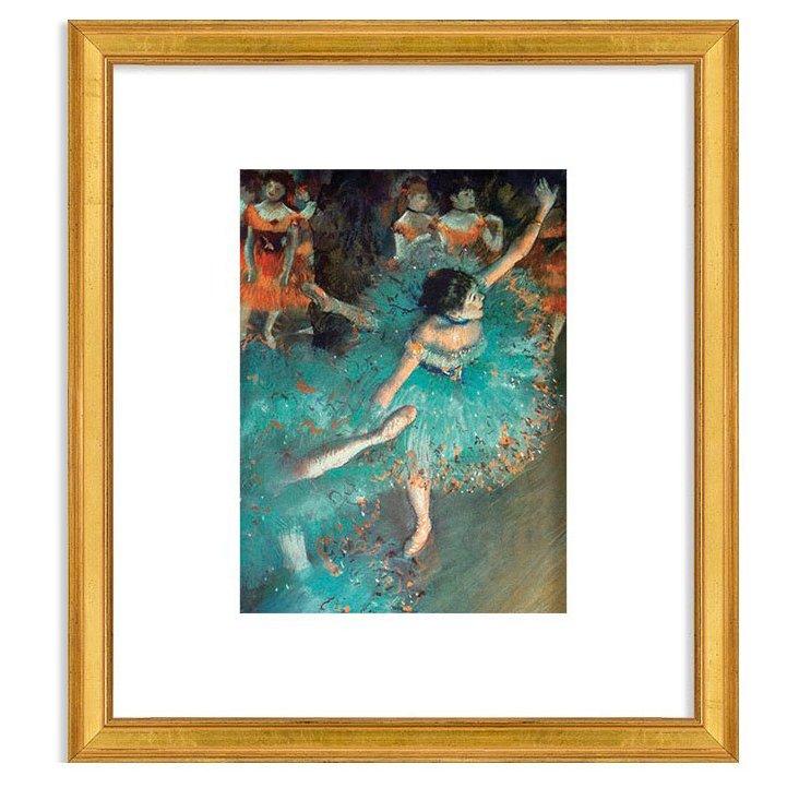 Edgar Degas, Dancer