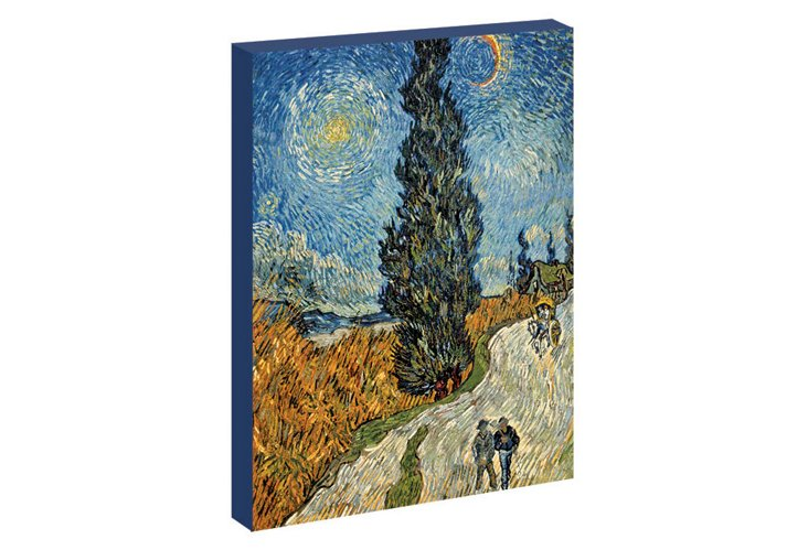 Vincent van Gogh, Country Road