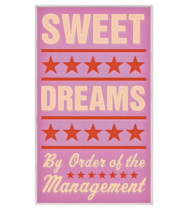 John Golden, Sweet Dreams