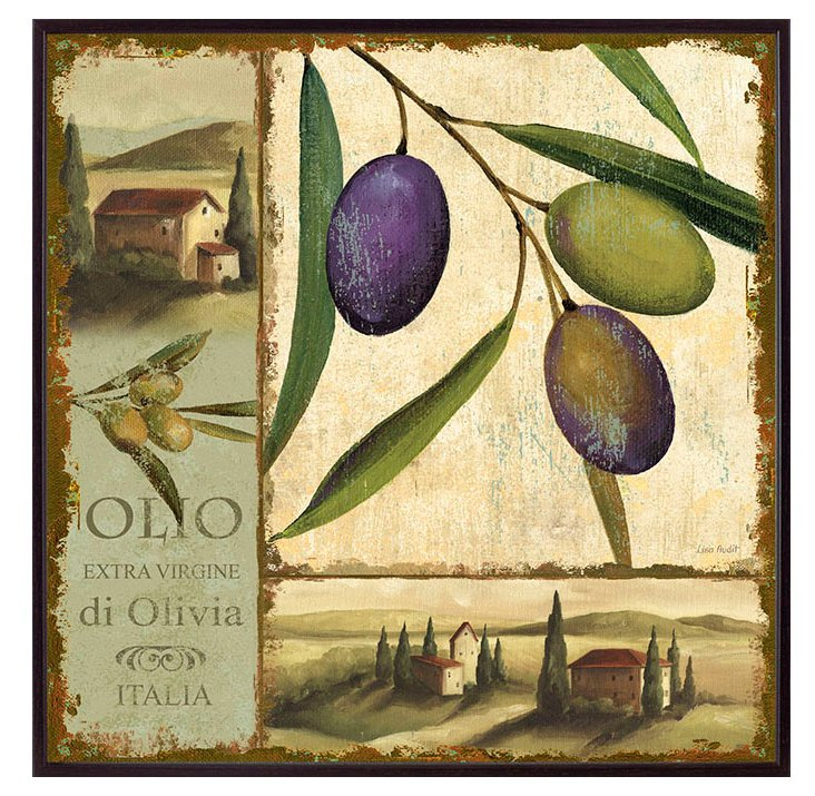 Lisa Audit, Tuscan Delight I