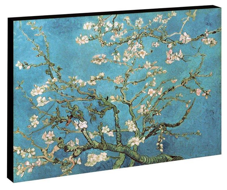 Van Gogh, Almond Blossom, 1890