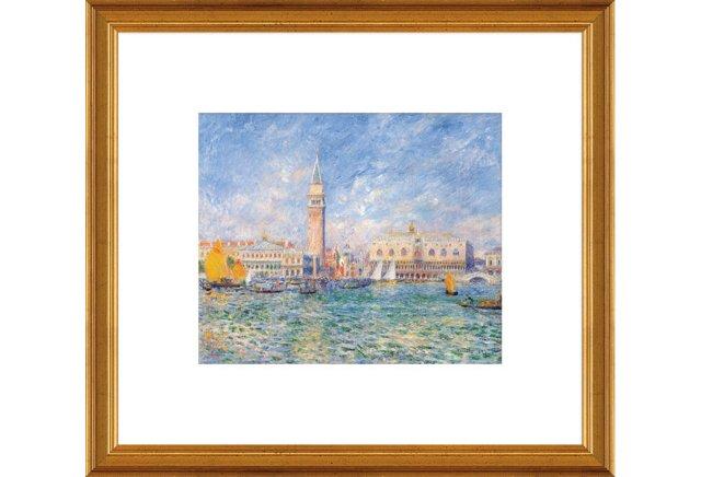 Renoir, Vue de Venise, 1881