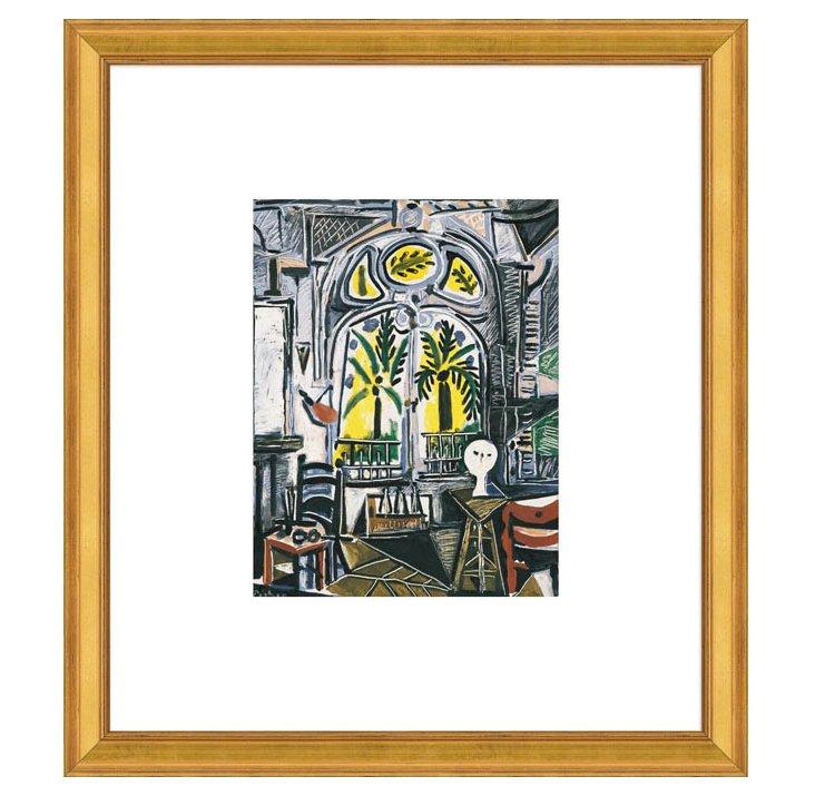 Picasso, The Studio, 1955