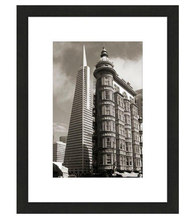 C. Peacock, San Francisco Buildings