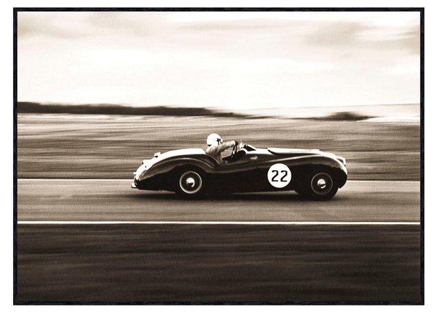 Vintage Photography, Roadster