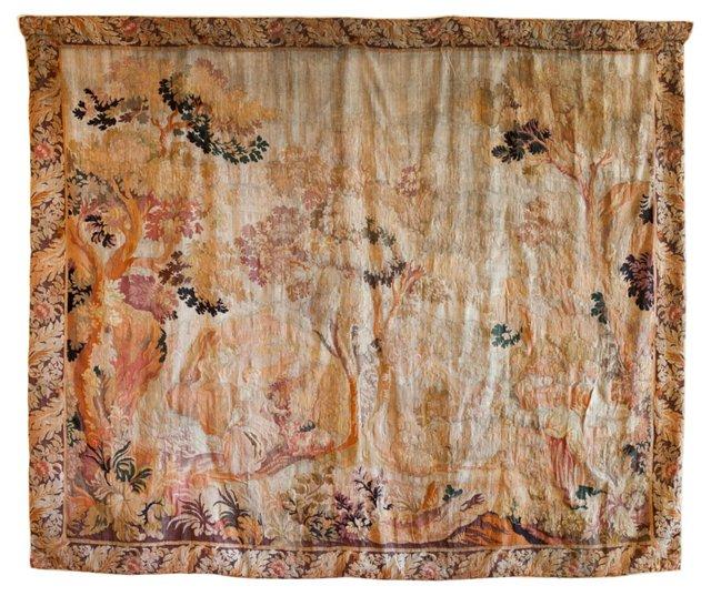 Flemish Tapestry Panel
