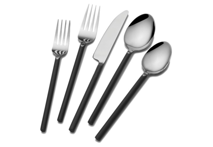 20-Piece Baretta Flatware Set
