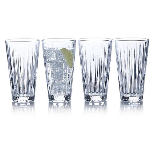 S/4 Revel 14.5 Oz Highball Glasses