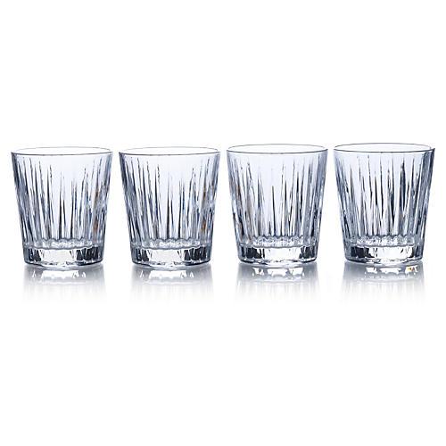 S/4 Revel 12 Oz DOF Glasses