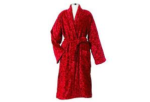 Missoni XL Joy Bath Shawl, Red