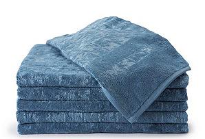 Missoni Set of 6 Joy Bath Towels, Blue