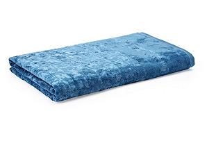 Joy Bath Towel, Blue