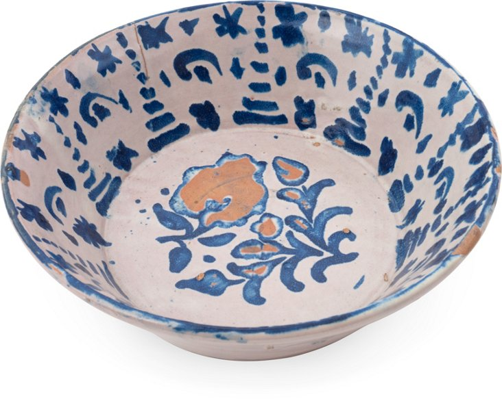 Spanish Granadino Bowl IV